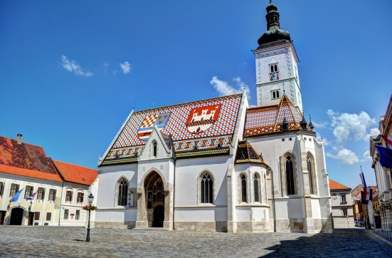 Church of St. Mark Zagreb