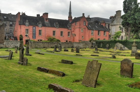 dunfermline abbey scotland